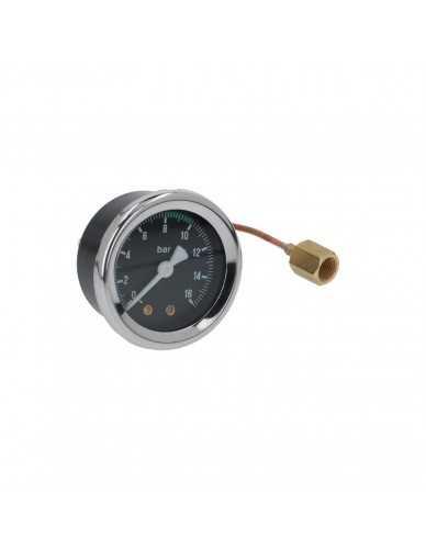 Vibiemme pump manometer 0 - 16 bar