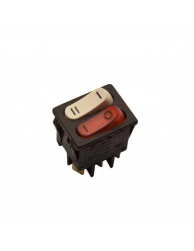 La Pavoni Europiccola double switch 16A 250V