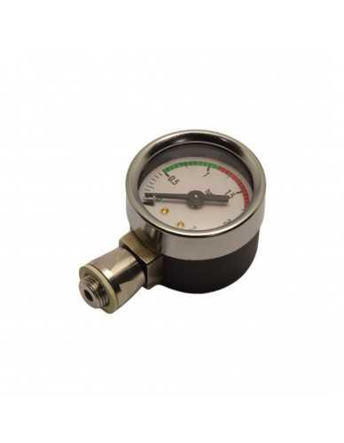 La Pavoni Europiccola M11x1 adapter und manometer