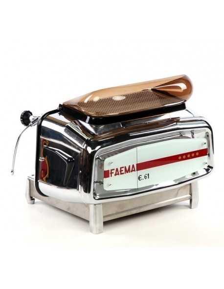 Faema E61 2 group 01 espresso machine