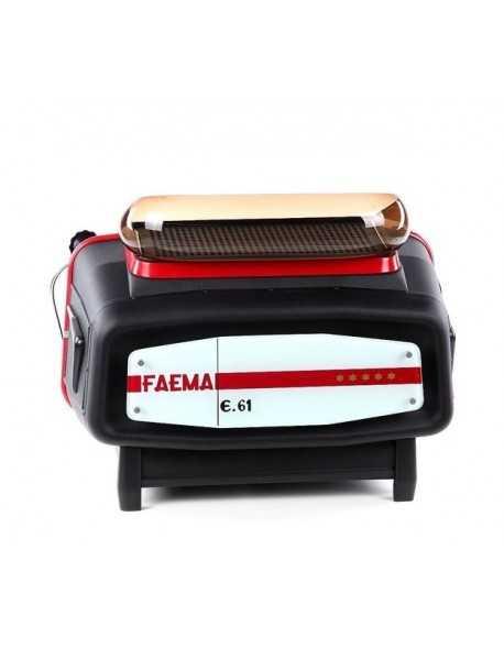 Custom Faema E61 vintage espresso maschine