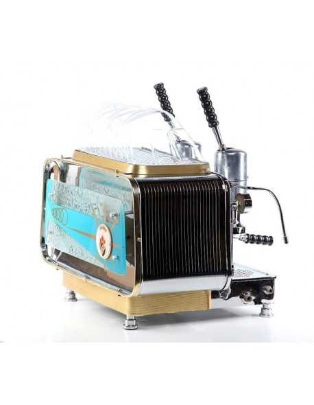 Restored Faema Urania 2 group espresso machine