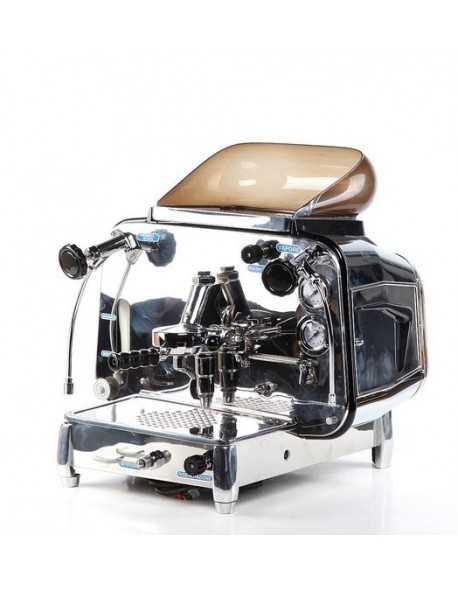 Restored Faema E61 single group espresso machine