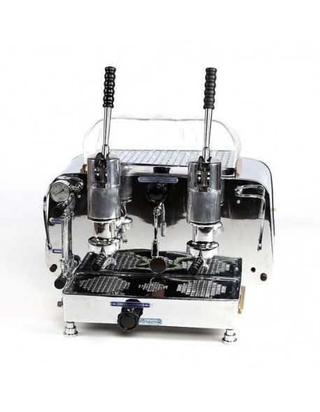 Faema Urania 2 gruppe espresso maschine