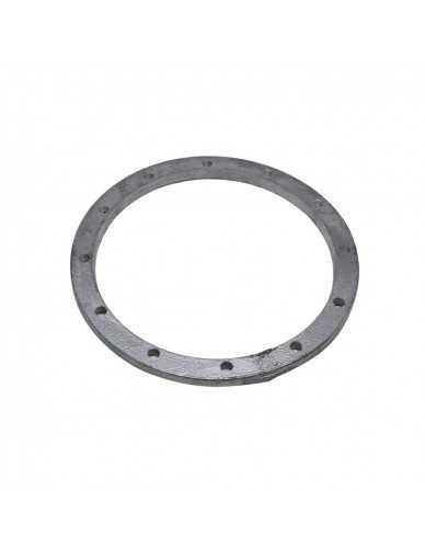 Faema E61 aluminium boiler ring 12 holes 246X210X10mm
