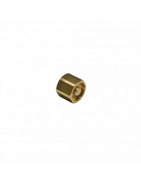 Faema E61 steam/water valve gasket holder