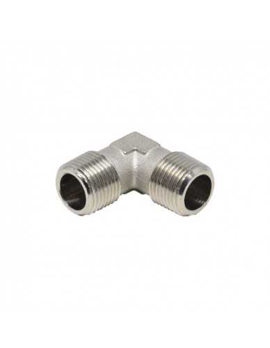 "L Fitting 3/8"" MM"