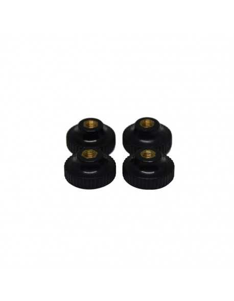 Faema front bakelite knob set