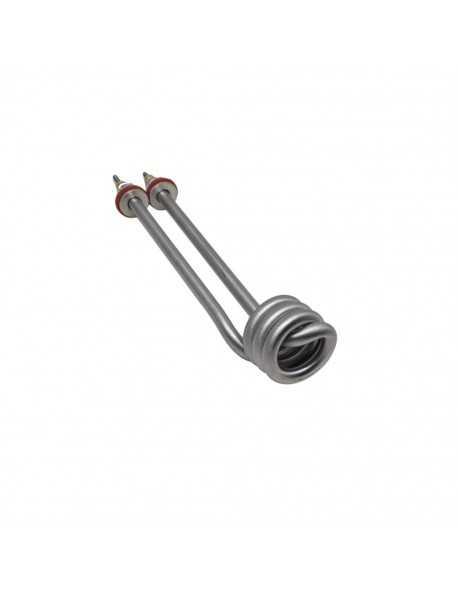 Faema Mercurio stainless steel heating element set