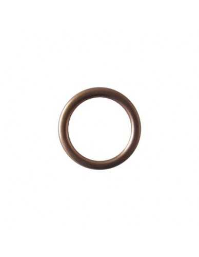 """Crushable copper washer 1/4"""" 18x14x2mm"""