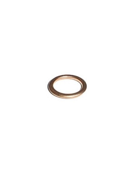 Crushable copper washer 23x17x3mm