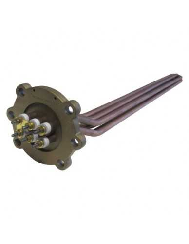 Nuova Simonelli heating element 3/4 group 5000W 230/380V