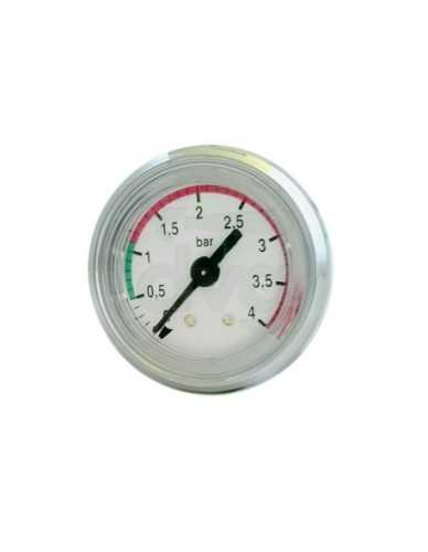 Vibiemme boiler manometer 0 - 4 bar