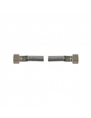 Flex pipe 200cm 3/8 ff conical base