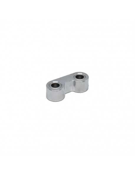 Conti lever chromed holder