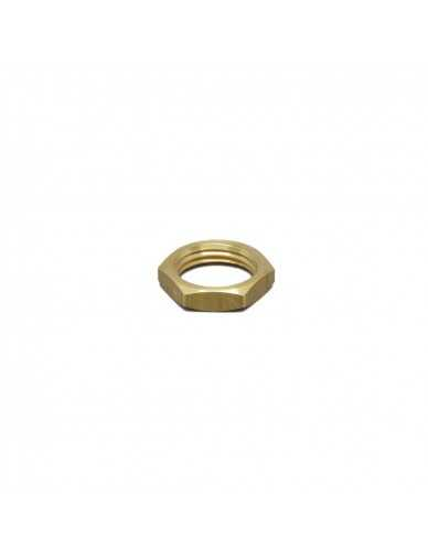 "Brass half nut 1/2"" 6mm"