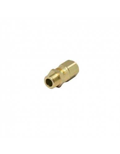 "Safety valve 3/8"" 2.0 bar CE PED IV certified"
