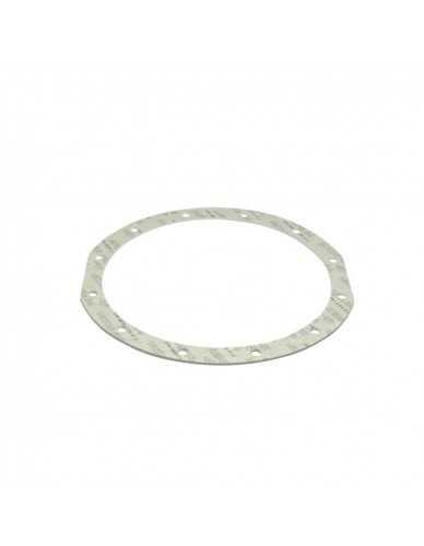 Faema E61 FDA fiber boiler gasket 12 holes 245x205x3mm