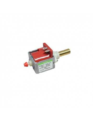 Ulka vibrations pumpe EX5 230V 50/60Hz met messingen auflauf