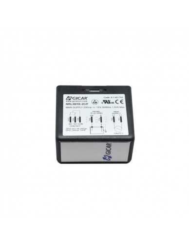 Gicar level regulator RL30/1E/2C/F 230V