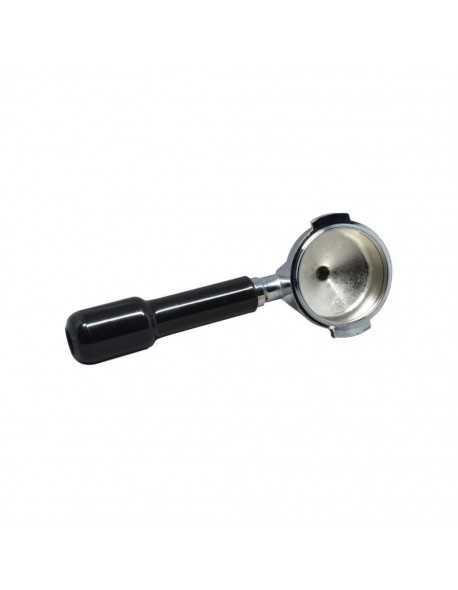 Faema siebträger 1 tasse mit glänzender Griff