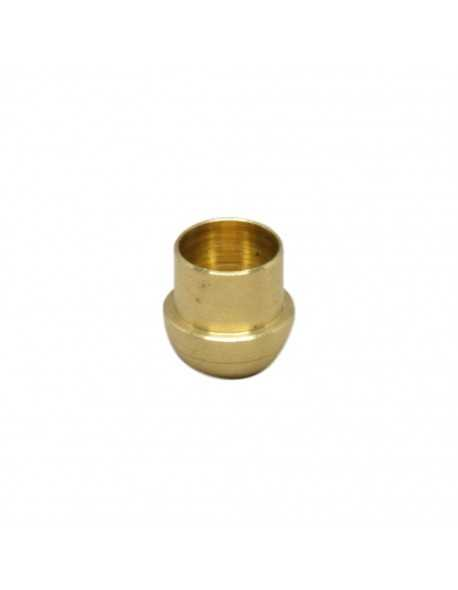 welding end cap dia 8 mm nut 1/4""
