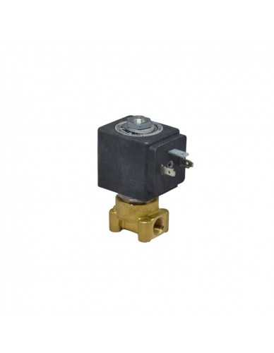 "Lucifer solenoid valve 2 way 1/8"" 1/8"" 24V AC 9W"