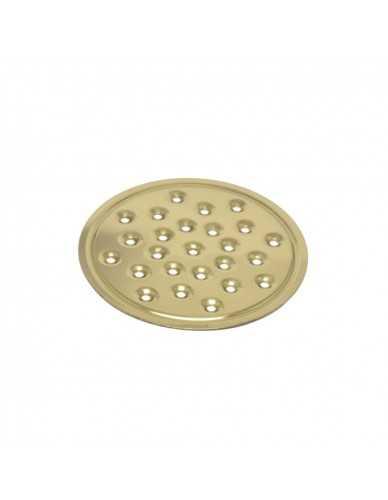 Elektra microcasa drip tray grid brass 132mm