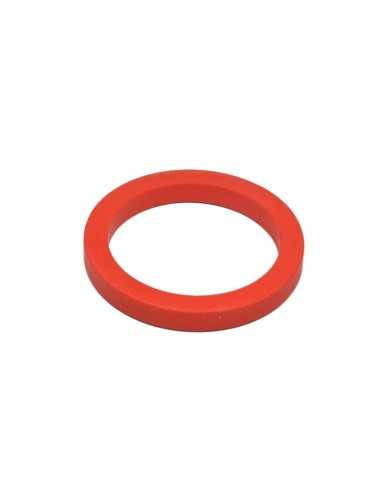 Siebträger dichtung 73x57x9mm rotes Silikon