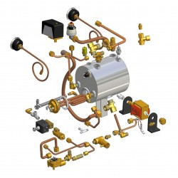 Vibiemme Domobar Super HX boiler