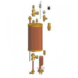 Vibiemme Domobar Junior HX boiler
