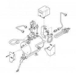 Rocket Giotto Evoluzione R boiler