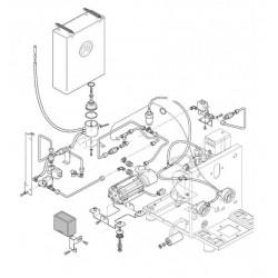 Rocket Giotto Evoluzione R pumpe