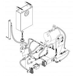 Rocket Giotto type V pump