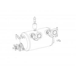 La Pavoni BART - L boiler