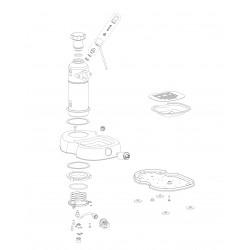 La Pavoni Stradivari professional - Boiler and body