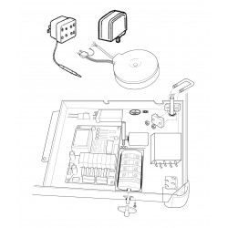 Faema E61 Jubilé - Elettronica
