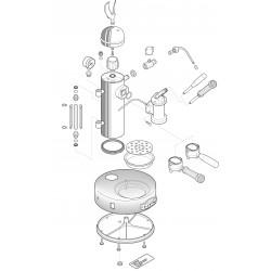 Elektra Microcasa Leva - Körperteile
