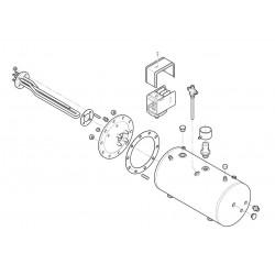 Bezzera B2000 AL - Boiler