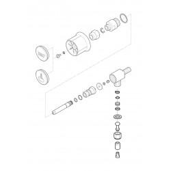 Bezzera B2000 AL water valve
