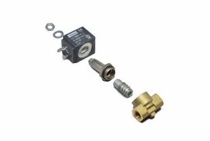 Espresso machine solenoid valves